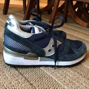 Saucony Shadow EUC Retro Tennis Shoes